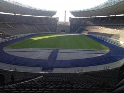 An image of Olympiastadion Berlin uploaded by gmc01
