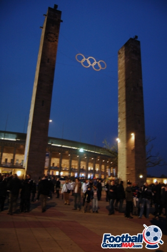 A photo of Olympiastadion Berlin uploaded by newrynyuk