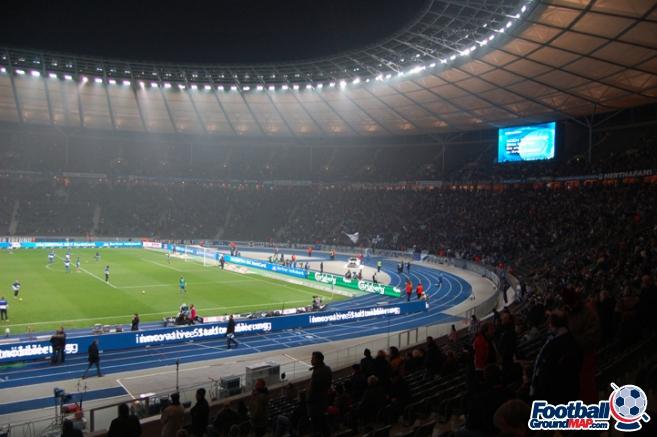A photo of Olympiastadion Berlin uploaded by newrynyuk