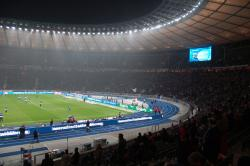 An image of Olympiastadion Berlin uploaded by newrynyuk
