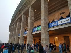 An image of Olympiastadion Berlin uploaded by marshen