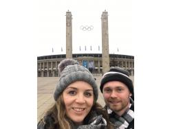 An image of Olympiastadion Berlin uploaded by manning654