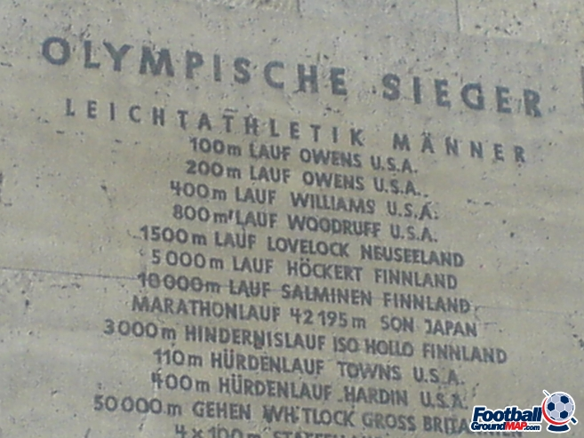 A photo of Olympiastadion Berlin uploaded by facebook-user-102047