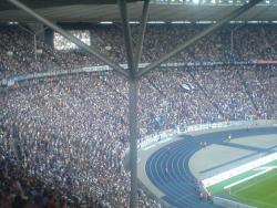 An image of Olympiastadion Berlin uploaded by facebook-user-102047