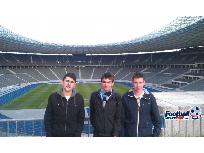 A photo of Olympiastadion Berlin uploaded by skerr44