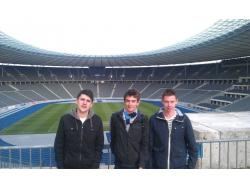 An image of Olympiastadion Berlin uploaded by skerr44