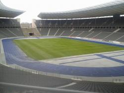 An image of Olympiastadion Berlin uploaded by joepike