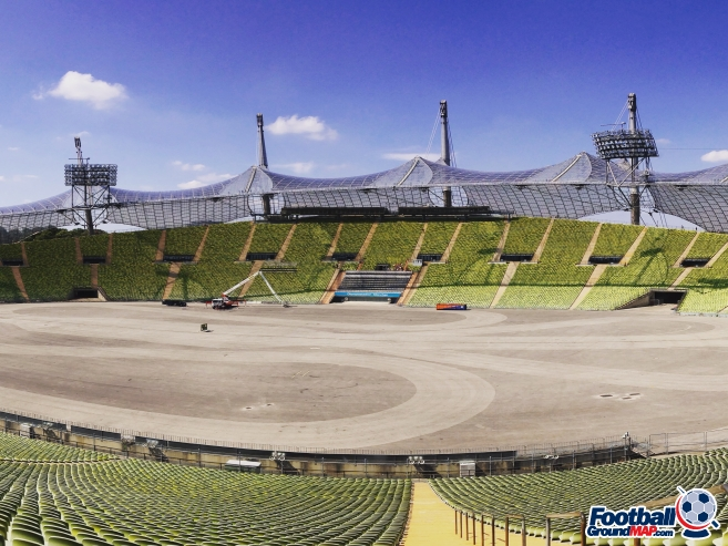 A photo of Olympiastadion uploaded by barnsie84