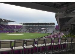 An image of Orlando City Stadium (Exploria Stadium) uploaded by millwallsteve