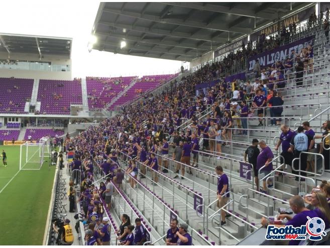 A photo of Orlando City Stadium (Exploria Stadium) uploaded by millwallsteve