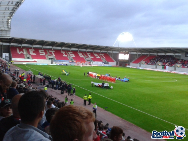 A photo of Parc-y-Scarlets uploaded by marcos92uk