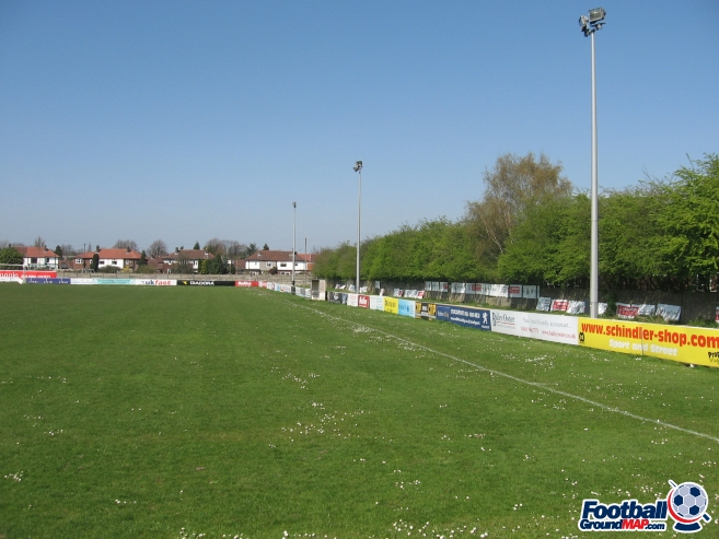 A photo of Park Road Stadium uploaded by facebook-user-84544