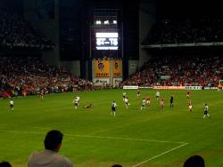 An image of Parken Stadium uploaded by garycraggs