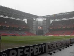 An image of Parken Stadium uploaded by facebook-user-100186