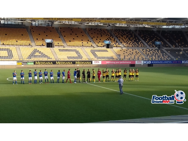 A photo of Parkstad Limburg Stadion uploaded by herefordstu