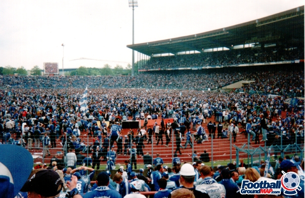A photo of Parkstadion uploaded by facebook-user-98463