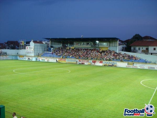 A photo of Pecara Stadium uploaded by facebook-user-92902