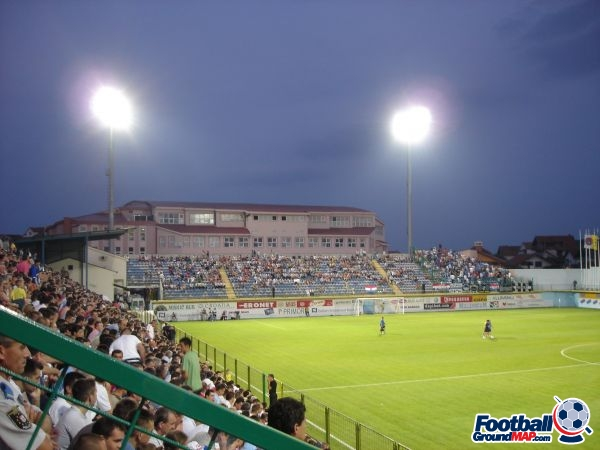 A photo of Pecara Stadium uploaded by facebook-user-92902