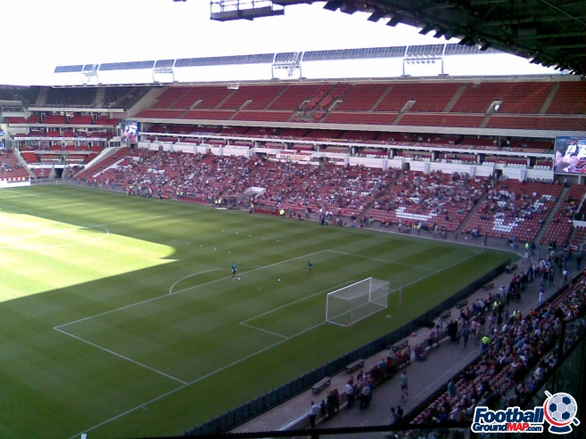 A photo of Philips-stadion uploaded by tractormick