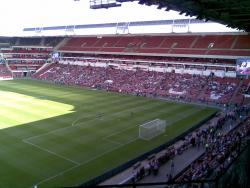 An image of Philips-stadion uploaded by tractormick