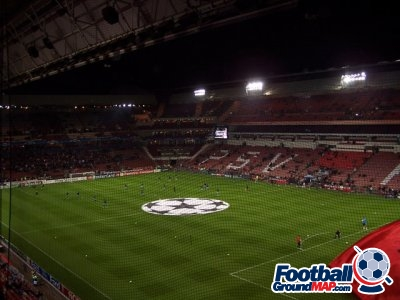 A photo of Philips-stadion uploaded by facebook-user-100186