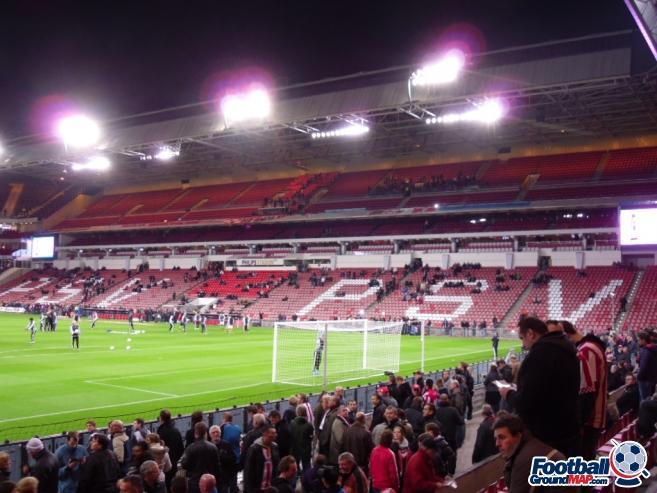 A photo of Philips-stadion uploaded by smithybridge-blue
