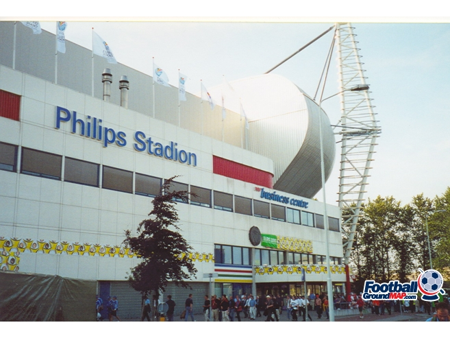 A photo of Philips-stadion uploaded by olympicmascot