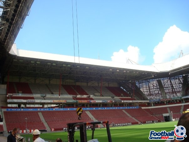 A photo of Philips-stadion uploaded by ashleyjarnoball