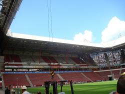 An image of Philips-stadion uploaded by ashleyjarnoball
