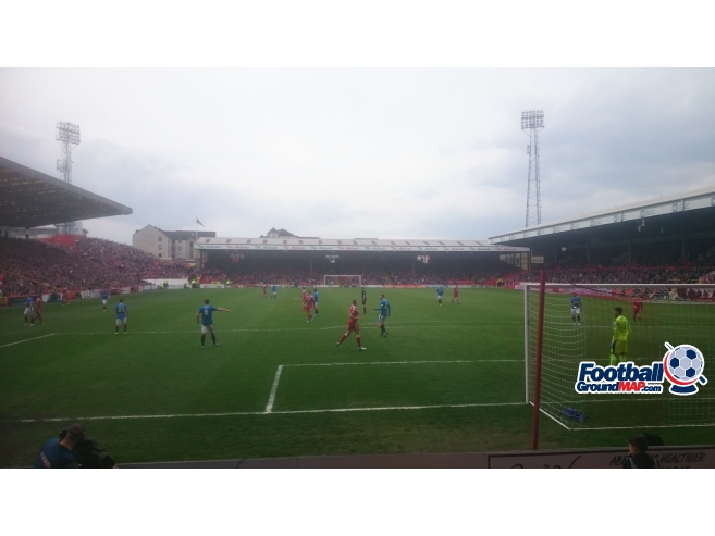 A photo of Pittodrie uploaded by biscuitman88
