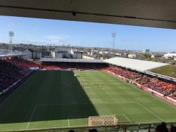 An image of Pittodrie uploaded by kizzye