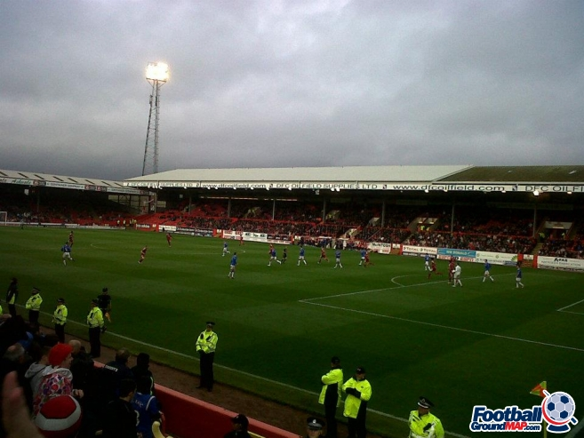 A photo of Pittodrie uploaded by southsidegers