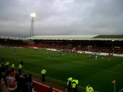 An image of Pittodrie uploaded by southsidegers