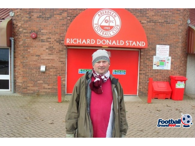A photo of Pittodrie uploaded by maroon17