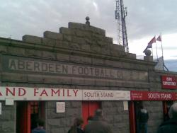 An image of Pittodrie uploaded by pete125