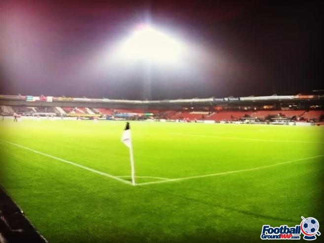 A photo of Polman Stadion uploaded by jonnycrane