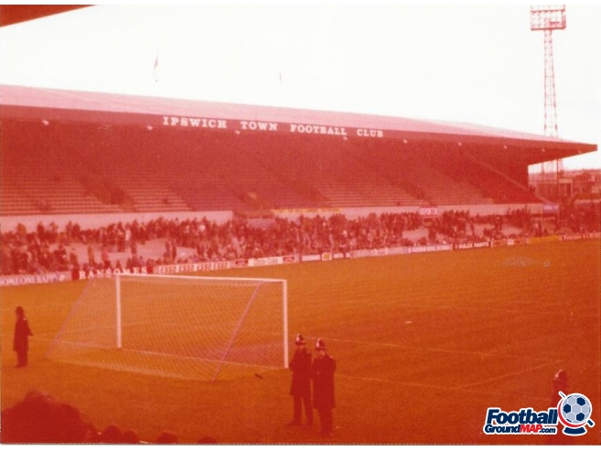 A photo of Portman Road uploaded by rampage