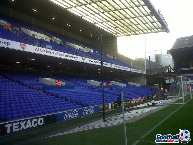 A photo of Portman Road uploaded by nick-allen