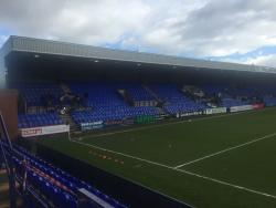 An image of Prenton Park uploaded by dmk316