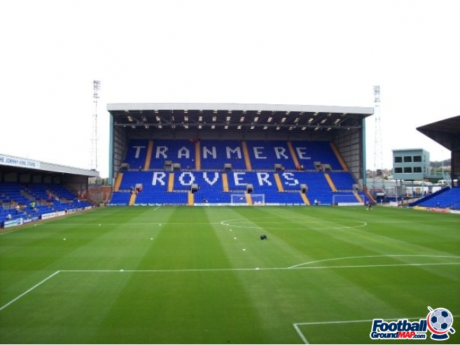 A photo of Prenton Park uploaded by chunk9