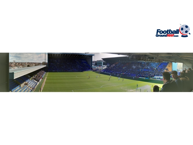 A photo of Prenton Park uploaded by paulgriffiths