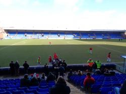 An image of Prenton Park uploaded by petrovic80