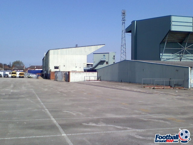 A photo of Prenton Park uploaded by facebook-user-90348