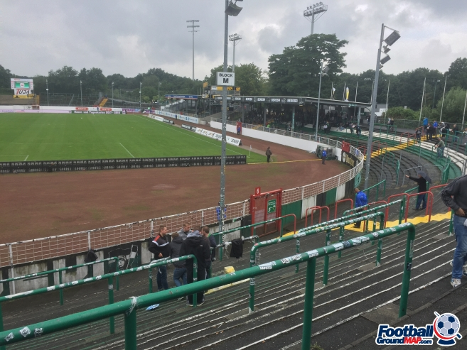 A photo of Preussenstadion uploaded by andy-s