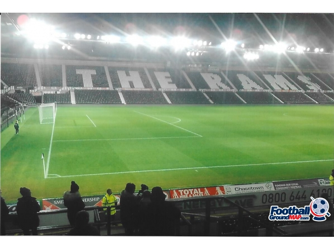 A photo of Pride Park uploaded by rampage