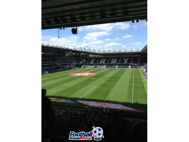 A photo of Pride Park uploaded by bha52