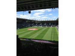 An image of Pride Park uploaded by bha52