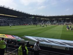 An image of Pride Park uploaded by adamboro1989