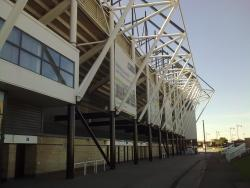An image of Pride Park uploaded by rampage