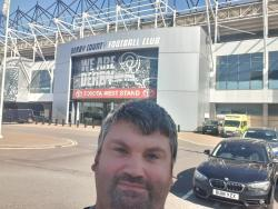 An image of Pride Park uploaded by lfc8283